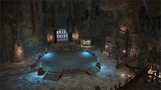 New Final Fantasy XIV Dungeon