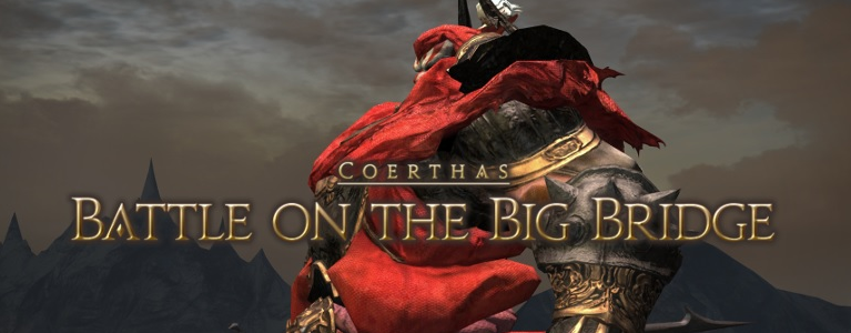 battle on the big bridge trial guide for ffxiv gil hunters