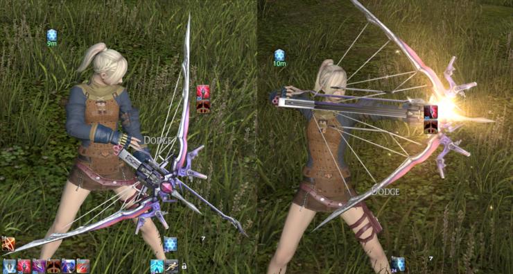 ffxiv gil archer class level 20 30