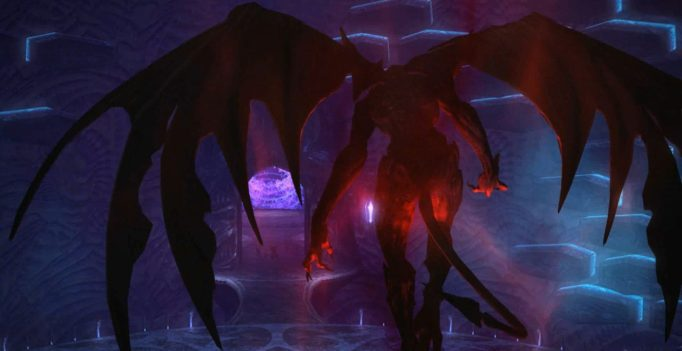 The Shadow of Mhach: Void Ark